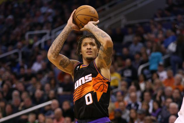 Can the Phoenix Suns Salvage Michael Beasley?