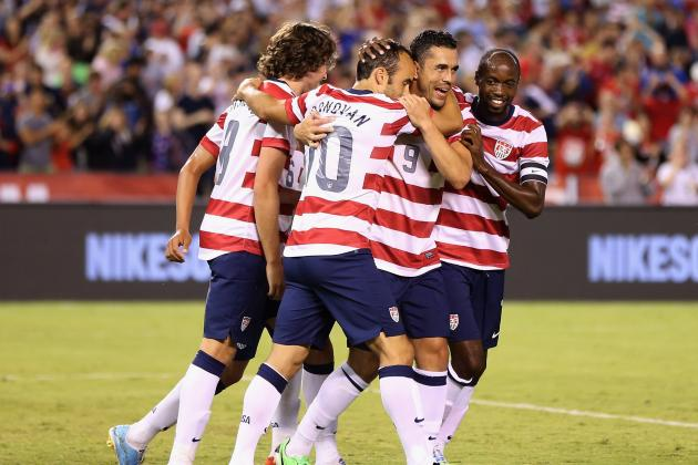 USA vs. Panama: Americans Will Continue High-Scoring Attack in Gold Cup Finale
