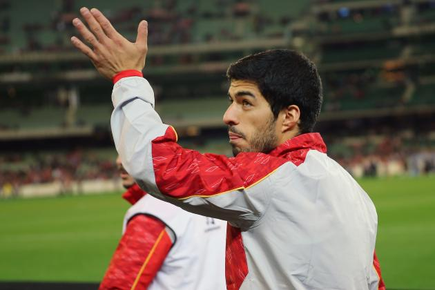 Liverpool's Luis Suarez Would Be Making a Huge Mistake Joining Arsenal