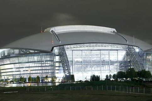 Cowboys' Complex Will Be AT&T Stadium