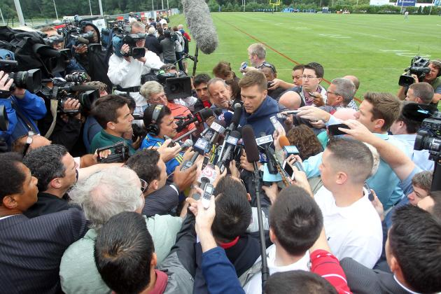 Players Show True Meaning of 'Patriot Way' in Moving on from Aaron Hernandez