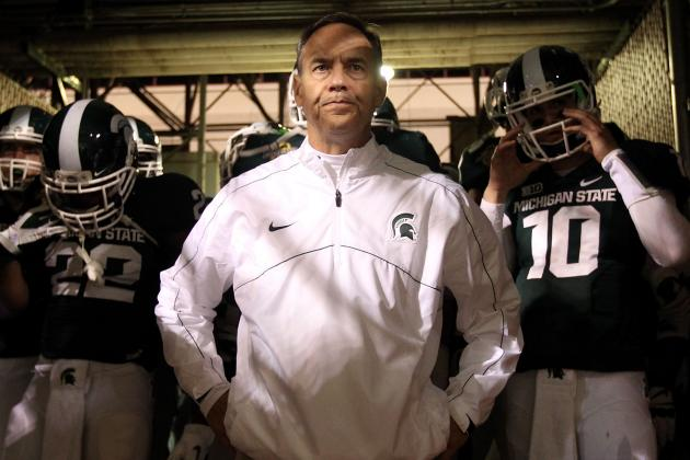 Mark Dantonio Says Michigan State Will Hire Football Recruiting Coordinator