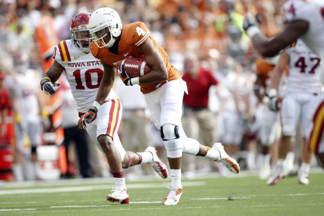 Texas WR Cayleb Jones Set to Transfer from Longhorns