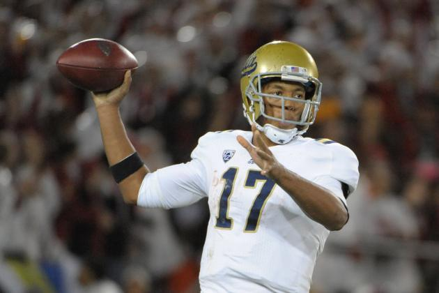 UCLA Football: The Development of Brett Hundley