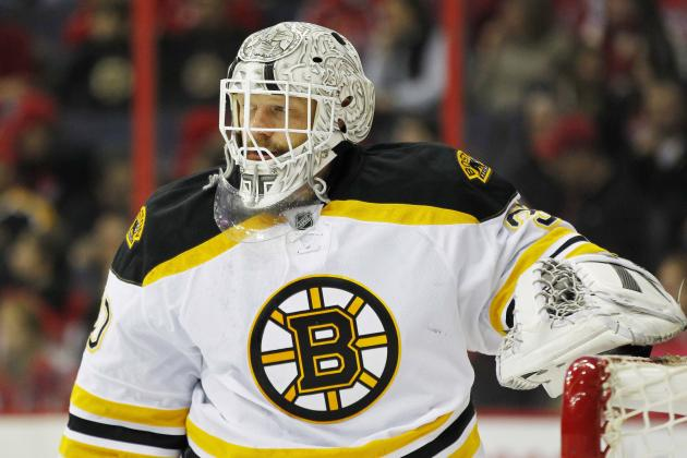 NHL Rumors: Reported Interest in Tim Thomas Will Lead to Offseason Signing