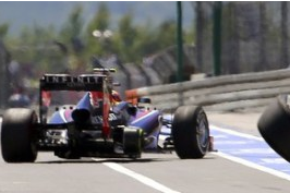 F1 Teams Reject Minimum Pit Stop Time; Impose Penalty for Loosewheels