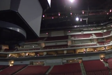 Video: Nebraska's Huge New Pinnacle Bank Arena Looks Fantastic