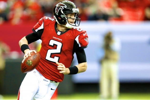 Matt Ryan and Falcons Officially Agree to 5-Year Contract Extension
