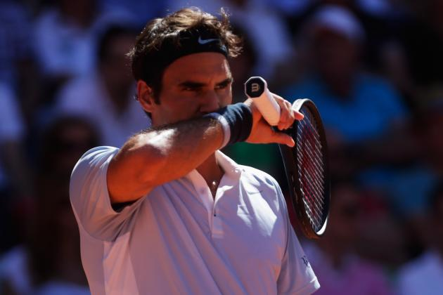 Roger Federer Swiss Open Loss and Back Pains Problematic for US Open Chances