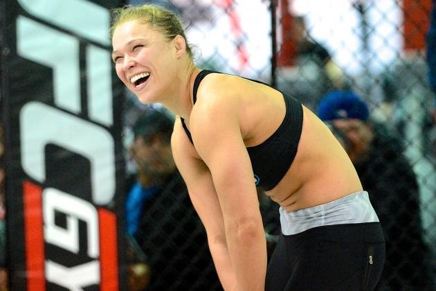 Ronda Rousey's Future Is in Fighting, Not in Hollywood