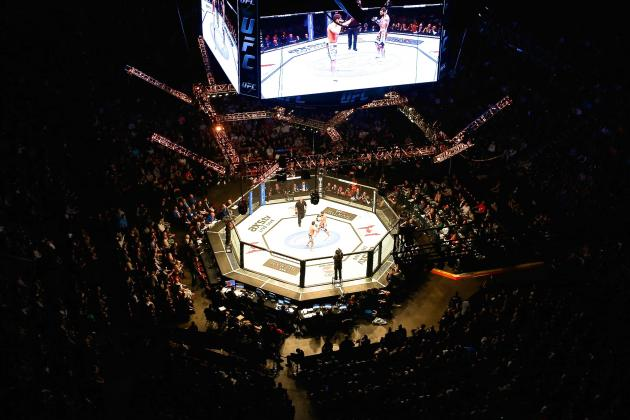 Report: MMA Fighters Allegedly Involved in Biogenesis PED Scandal