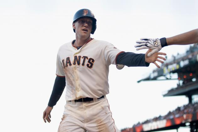 Giants Trade Rumors: Checking in with the Outfield-Selling Competition