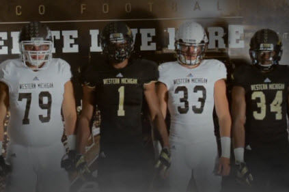 Football Unveils New Uniforms: Brown Is Back