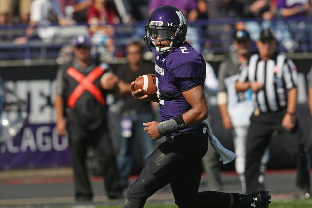 Northwestern QB Voices Support for O'Bannon vs. NCAA