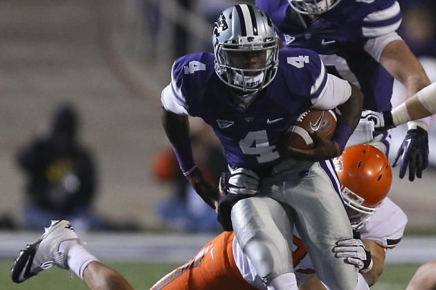 Predicting How K-State's Quarterbacks Will Split Time
