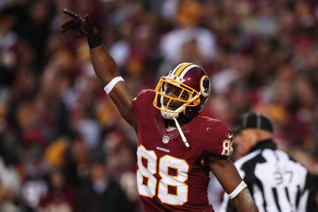 Pierre Garcon Says Redskins Offense Can Be 'Best Ever'