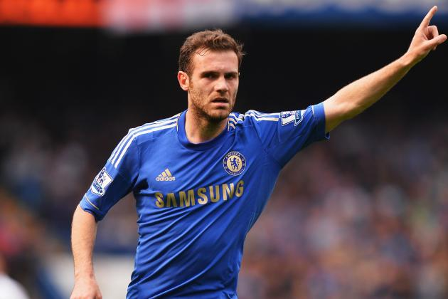 Chelsea Transfer Rumours: Club Is Smart to Secure Future of Juan Mata