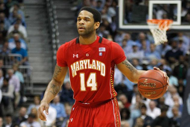 Six Former Terps Take the Court in Alumni Basketball League