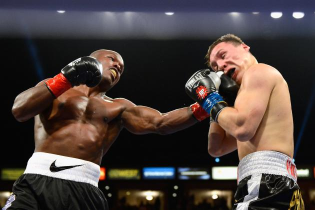 Why Timothy Bradley's Pay-Per-View Star Status Is on the Line vs. Marquez