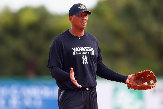 Report: New York Yankees Could Discipline Alex Rodriguez over Doctor Visit