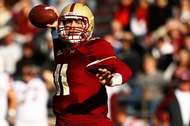 Eagles Make Rounds at 2013 ACC Kickoff