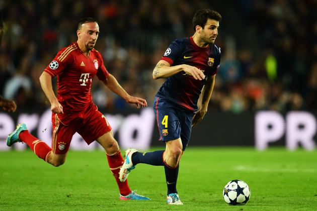 Cesc Fabregas Too Important to Barcelona to Be Sold to Manchester United