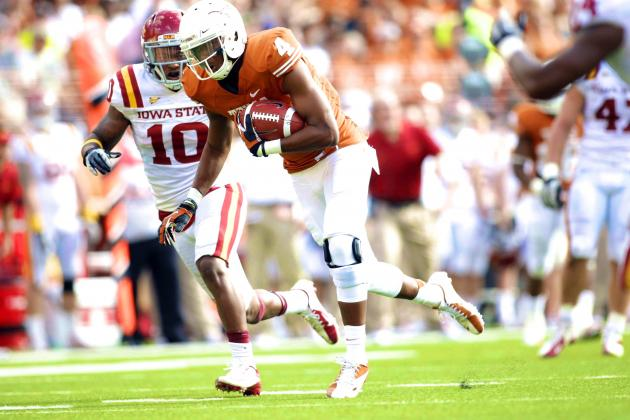 Texas Football: Suspended WR Cayleb Jones Decides to Transfer from Texas