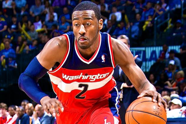Breaking Down What John Wall Must Do to Prove He's Worth Max Extension
