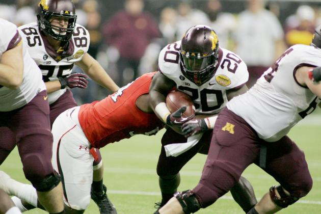 Underdog Gophers Know They Have to Do Better in Big Ten