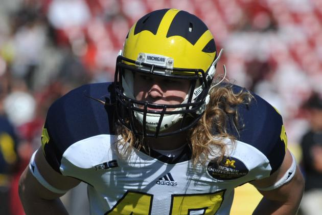 Hoke Hopes to Get Injured LB Jake Ryan Back