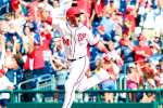 Bryce Harper Hits 1st Career Walk-Off HR
