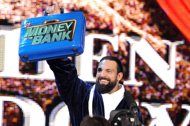Full Odds for When Damien Sandow Will Cash in His World Title Shot