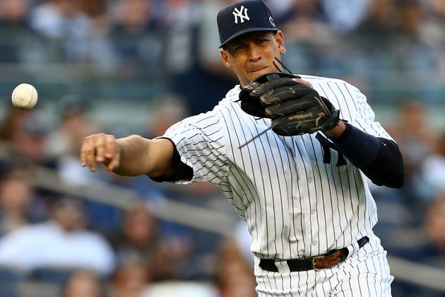 Report: Yankees to Discipline a-Rod for Seeking 2nd Opinion