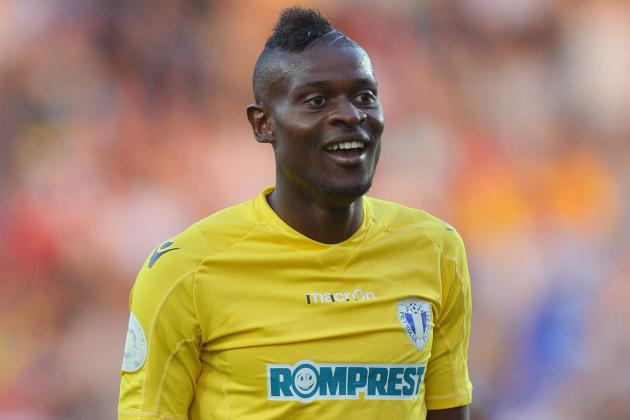 Bolton Eye £1million Move for Congo International Striker Jeremy Bokila