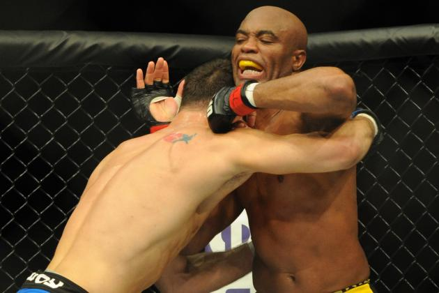 Anderson Silva Should Not Be Favorite over Chris Weidman in UFC 168 Rematch