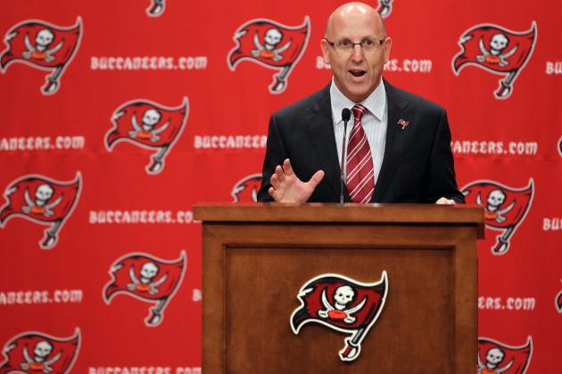 After Years of Inactivity, the Bucs Have Become the NFL's Big Spenders