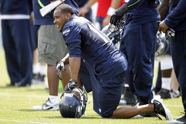 Percy Harvin Hip Injury: Potential Surgery Outlook for Seattle Seahawks Receiver