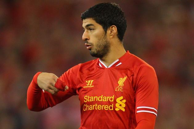 Arsenal, Liverpool and the Tug of War for Luis Suarez