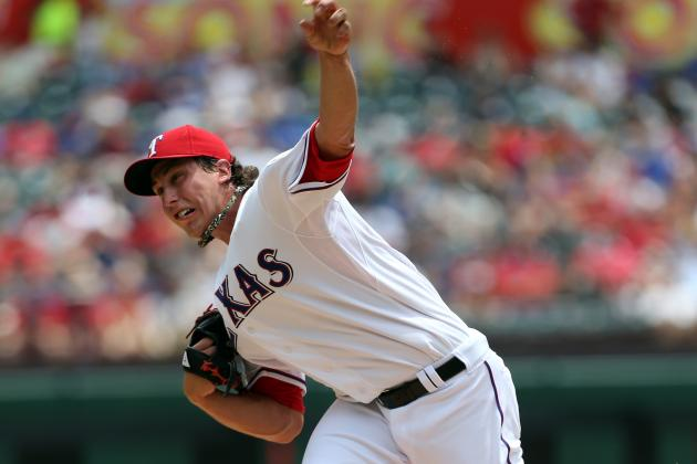 Holland Good but Rangers Lose 2-0 to Yankees