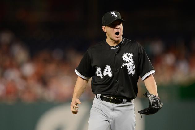 MLB Trade Rumors: Oakland A's Must Land Jake Peavy for Playoff Push