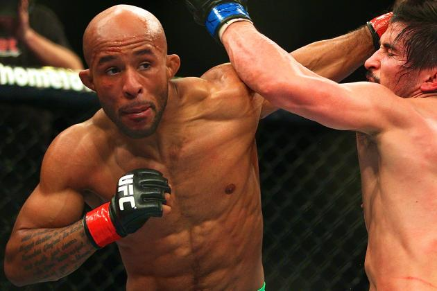 Johnson vs. Moraga: Complete Guide to the UFC on Fox 8 Fight Card