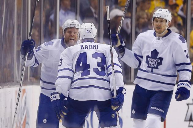 Leafs: Nonis 'not Surprised' Kadri, Franson and Fraser Remainunsigned