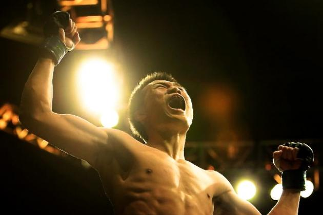 Korean Zombie Admits He Was Surprised He Was Tabbed to Face Jose Aldo at UFC 163