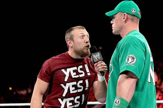 Daniel Bryan, a Heel Turn and a Possible Swerve in the Match Against John Cena