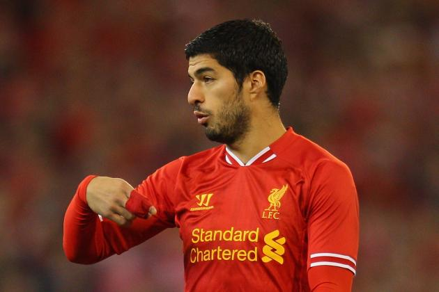 Arsenal Transfer Rumours: Latest on Gunners' Pursuit of Liverpool's Luis Suarez