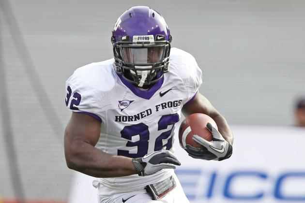 Waymon James Ready to Return to Horned Frogs After ACL Injury