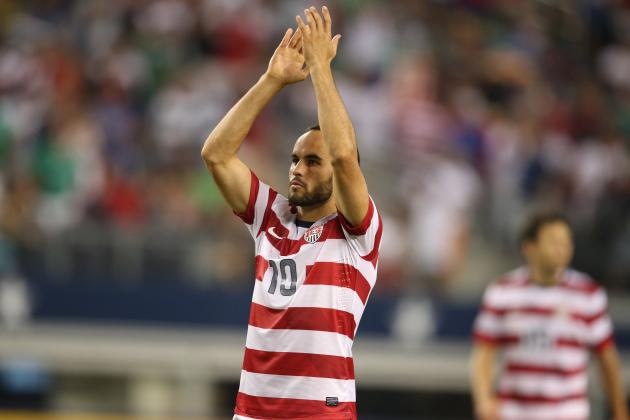 Landon Donovan Stealing the Show as USMNT March Towards 2013 Gold Cup Victory