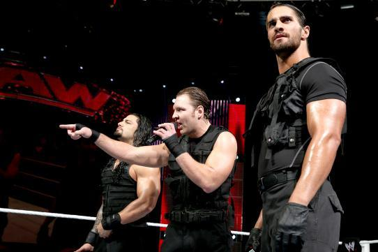 Update on The Shield's Backstage Heat, Argument with Randy Orton