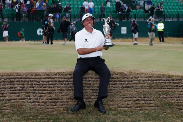 Tracing All the Highs and Lows of Phil Mickelson's Career