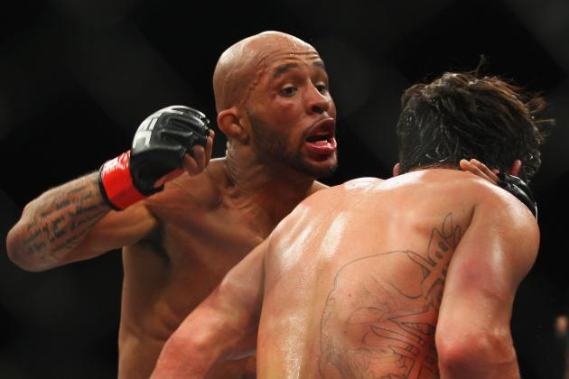 Johnson vs. Moraga: Mighty Mouse Needs Dominant Win to Become Pay-Per-View Draw